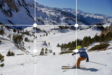 Como tomar buenas fotografías en la nieve (III)