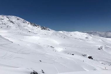 Día 100 de Enero en Sierra Nevada