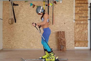 """Skimetraje premiará este año los mejores videos de """"esquí de salón"""""""