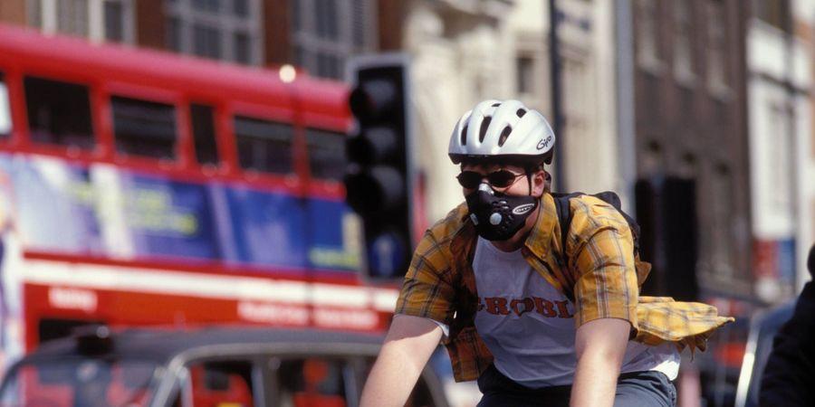 ciclista mascara