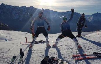 Equipo Oficial Alemania esquí alpino temporada 2017-2018