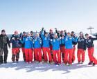 Equipo Oficial de Noruega de esquí alpino 2018-2019