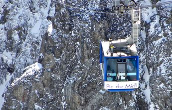 El Pic du Midi y estaciones de esquí de N'PY se preparan para abrir