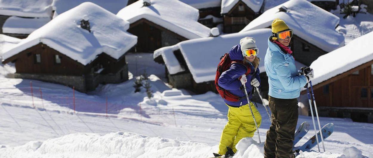 El Pirineo francés aguantó mejor la pésima temporada 2020 -2021 que las estaciones del resto del país
