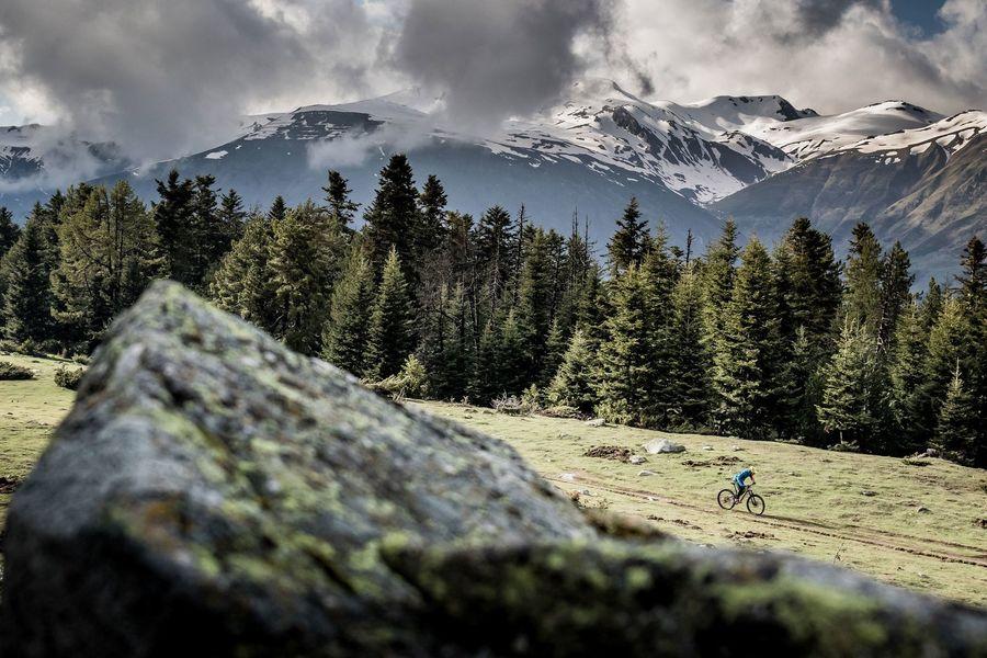 La Val d'Aran en bicicleta Pedaleo, naturaleza, ambiente deportivo y quilómetros de paisaje por descubrir