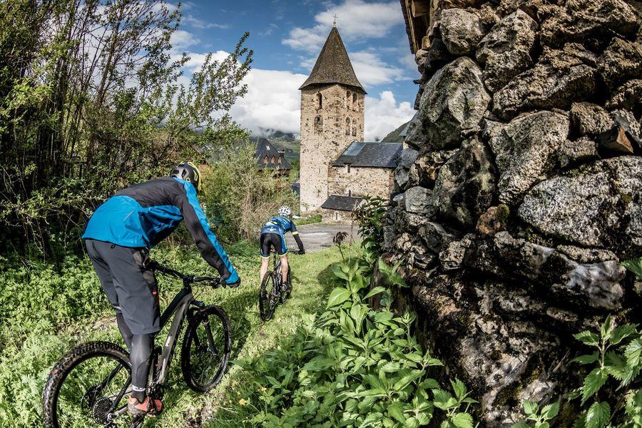 La Val d'Aran en bicicleta.