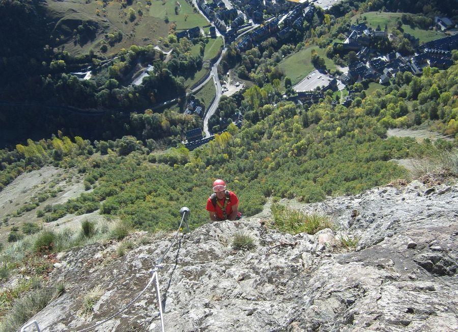 Vía Ferrata Val d'Aran