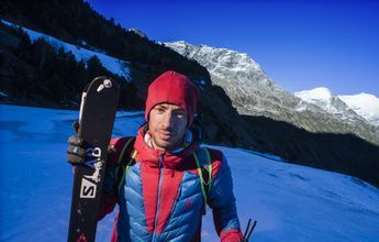 """Kilian Jornet: """"En 2022 seguramente sea olímpico en esquí de montaña"""""""