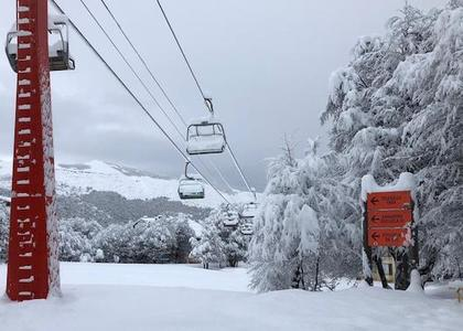 Nevados de Chillán Adelanta su apertura para próximo Viernes
