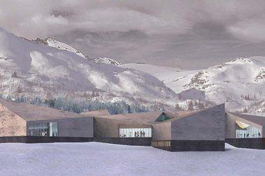 Nuevo Centro de Visitantes en Sierra Nevada