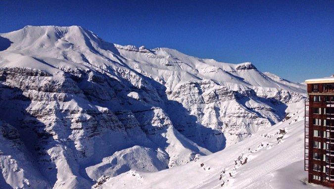 El Miércoles abre Valle Nevado