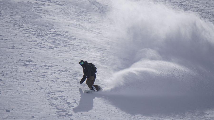 Nevados de Chillán 2018