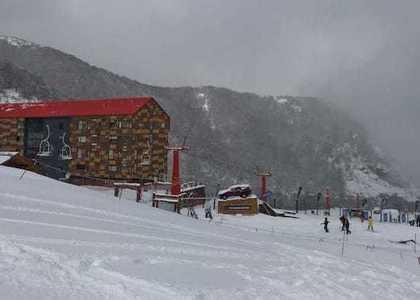 Cae más nieve en Nevados de Chillán y se Abre la pista 3 Marías