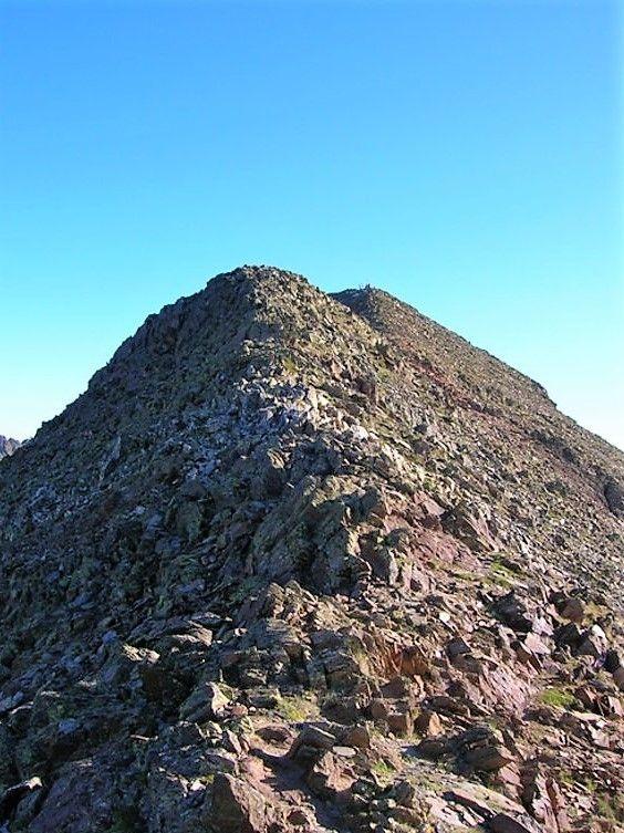 Cresta del Comapedrosa
