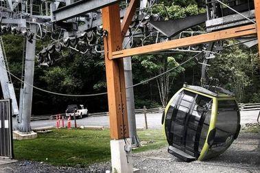 Grave sabotaje al telecabina Sea to Sky de Squamish (Canadá)