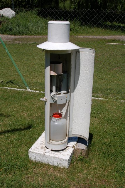 C mo funciona una estaci n meteorol gica parte 2 - Como fabricar un pluviometro ...