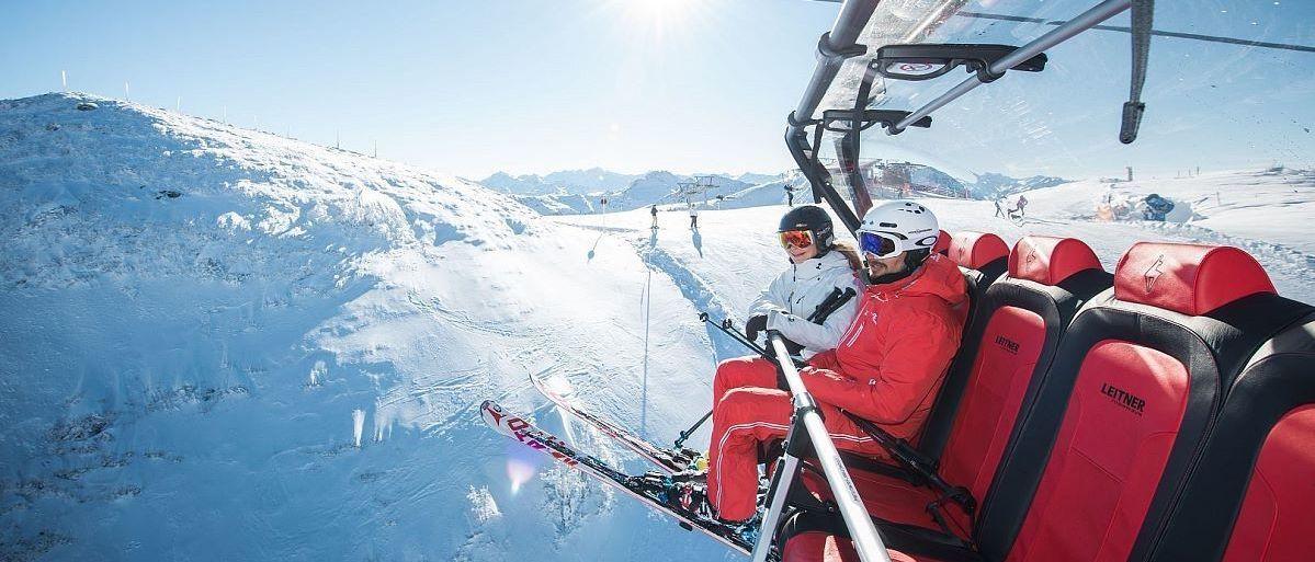 """Kitzbühel entra dentro del selecto grupo de los """"200 días al año"""""""
