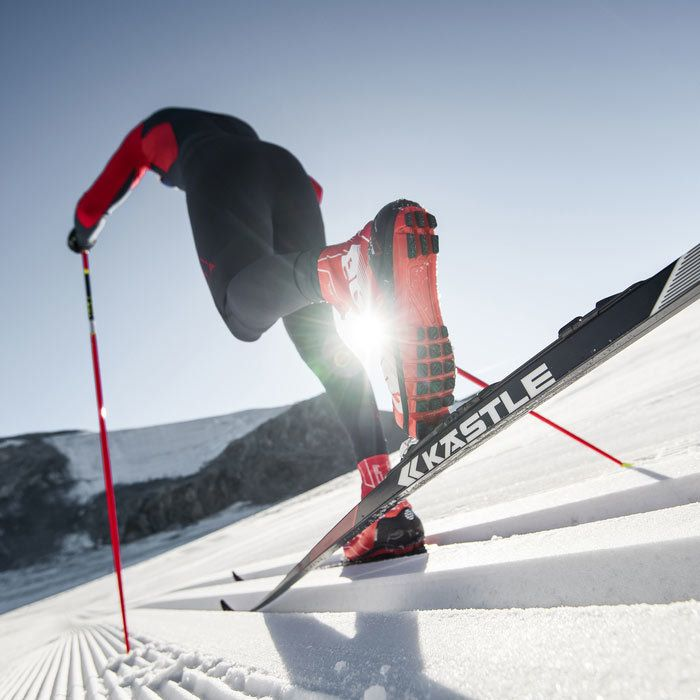 Kastle RX10 Classic Cross-Country Ski 700