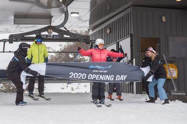 ¿Cómo será esquiar en plena pandemia? Australia nos da algunos detalles