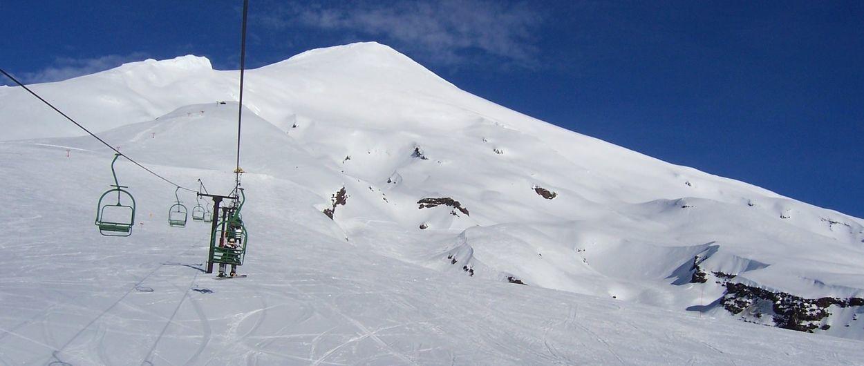 Residentes de Pucón tendrán 50% de dcto. en tickets para esquiar