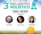 Tercer Encuentro Holístico en Nevados de Chillán