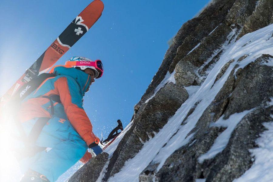 Aurelien Ducroz se une a Movement Skis