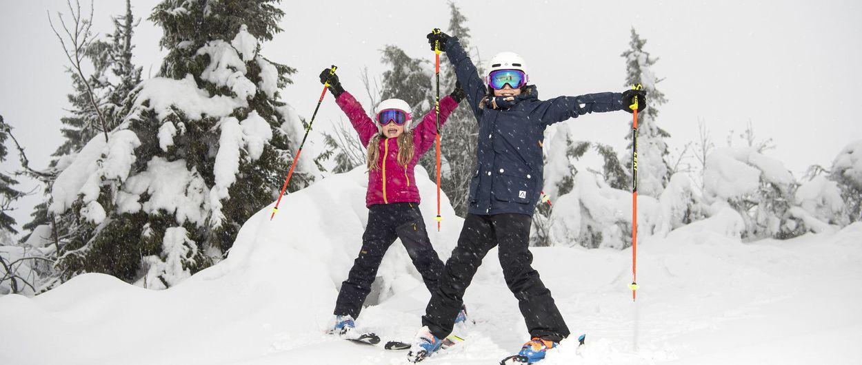 Las estaciones de esquí suecas esperan una temporada récord