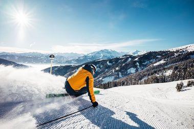 La mayoría de aficionados al esquí volverán de nuevo a pistas este invierno