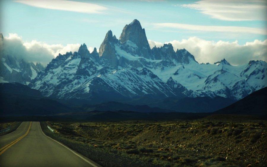 El Chaltén, paraíso de la escalada