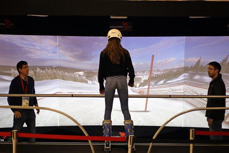 Esquiades Snowfun cierra con éxito y con ganas de repetir