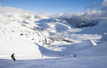 Grandvalira monta un Alpine Coaster y un nuevo telesquí de freeride