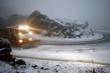 La Vall d'Aran pide limitar el paso de camiones los fines de semana de esquí