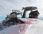 Esquí al sol en el Piri Francés