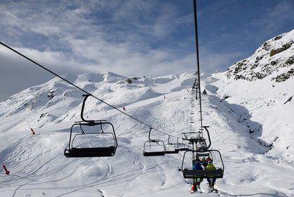 Las estaciones de Aramón triplican los kilómetros gracias a las últimas nevadas