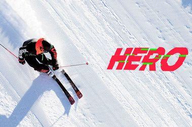 La nueva colección Rossignol Hero se inspìra en la Copa del Mundo de esquí