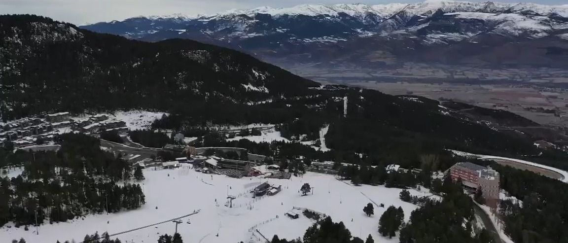 Masella abre la temporada de esquí con 1.500 esquiadores y el 100% del desnivel