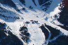 Sobrevolando Espot Nevado
