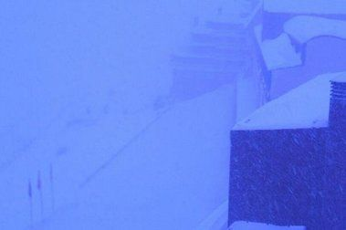 ¡¡ Nieva !!