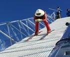 Jan Farrell inaugura la torre de lanzamiento de Grandvalira