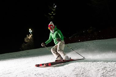 Manzaneda también ofrecerá esquí nocturno