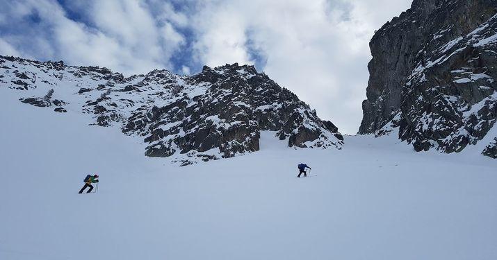 Porque en el Pirineo también tenemos corredores cinco jotas.