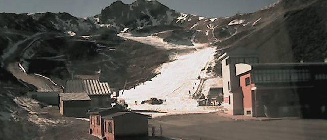 """San Isidro abrirá este miércoles con un """"medio Snowzone"""" de longitud"""