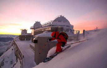 Las cinco estaciones de esquí que son icono del Pirineo francés