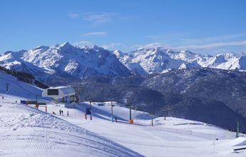 Baqueira Beret alcanzará ya los 115 kms de pistas de esquí el fin de semana