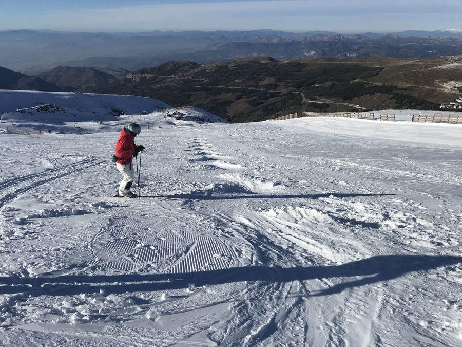 Baches en Sierra Nevada