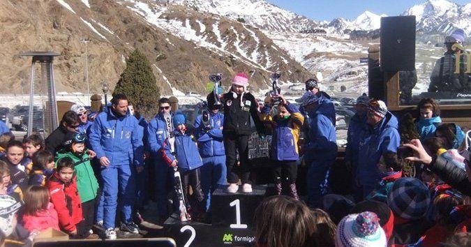 IV Trofeo Comarca del Alto Gállego de esquí