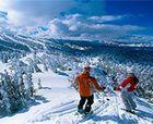 Pagos record en Colorado por usar los bosques para esquiar
