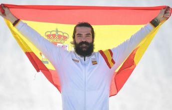 Regino Hernández logra la tercera medalla de la historia de España en los Juegos de Invierno
