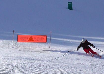 Rfl. Técnicas: ¿Cómo debemos colocar los brazos al esquiar?