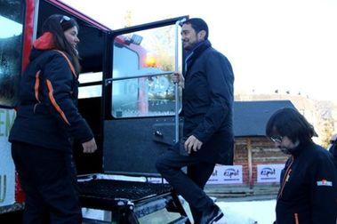 La Generalitat dispuesta a comprar otro telesilla para Espot si es necesario